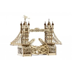 Tower Bridge puzzle en bois mr playwood https://tridipuz.fr