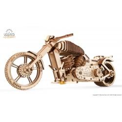 ugears bike VM 02 chez tridipuz.fr