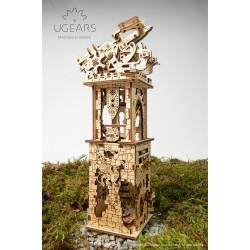 ugears 70048, la tour et l'arbalète, http://tridipuz.fr