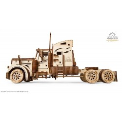 UGEARS Maquette de camion en bois, truck américain, Ugears Puzzles 3d en bois