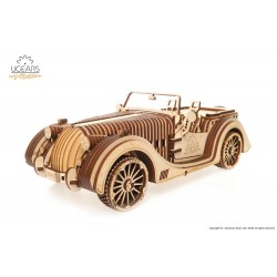roadster ugears au meilleur prix chez Tridipuz.fr, EAN 4820184120815