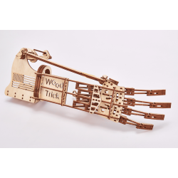 BIONIC HAND BY WOOD TRICK