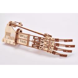 main bionique fabriquée par WoodTrick , vendue par tridipuz.fr