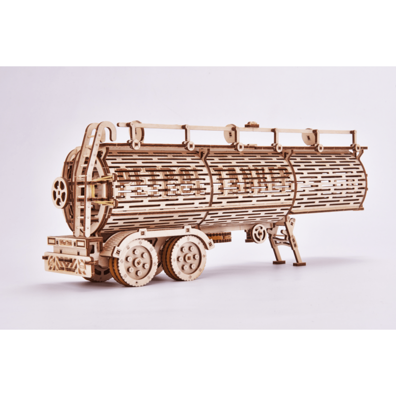 TANK TRAILER BY WOOD TRICK