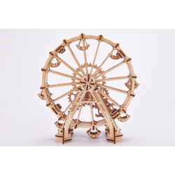 BIG WHEEL BY WOOD TRICK
