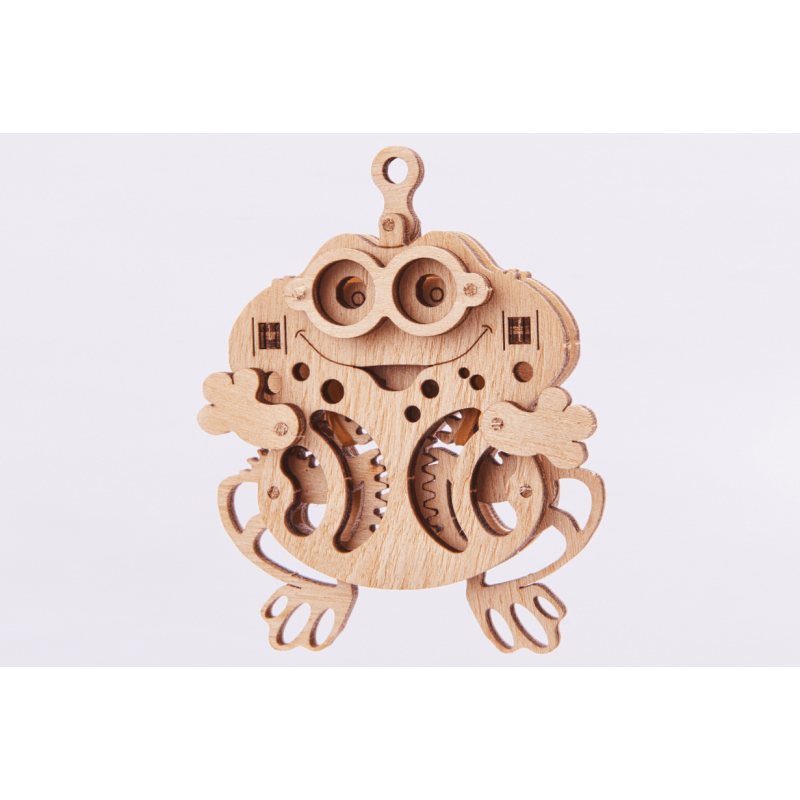 WOOD TRICK Woodik, l'adorable grenouille, Wood Trick Accueil
