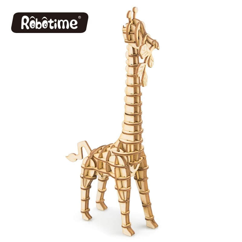 La Girafe, collection animaux à construire.