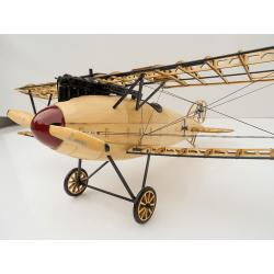DW HOBBY, Dancing Wings Hobby Maquette d'avion en bois de la 1ere GM, Albatross D III Maquettes en bois