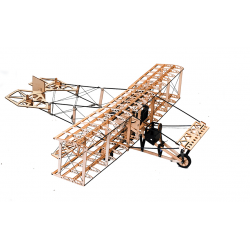 AVION CURTISS PUSHER, KIT...