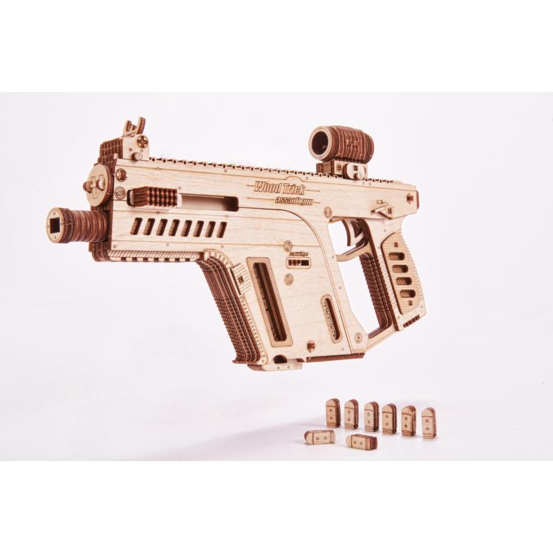 fusil d'assaut Wood Trick