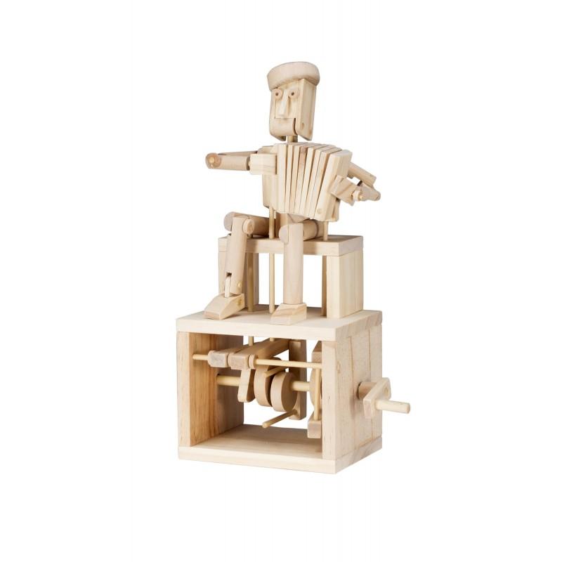 L'accordéoniste, TimberKits