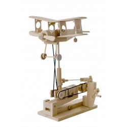 le Biplan de TimberKits