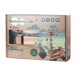 TimberKits le Biplan de TimberKits Accueil
