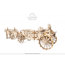 Carosse royal Ugears