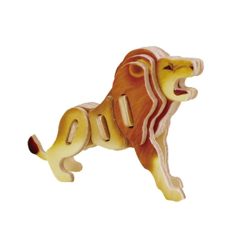 collection mini animaux, le Lion