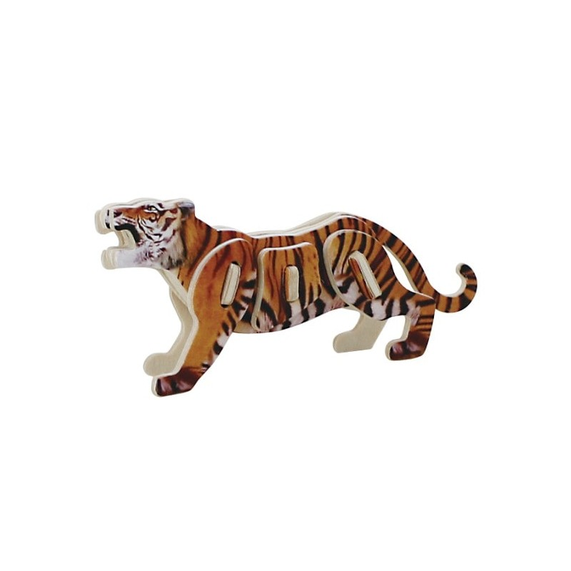 Collection mini animaux, le Tigre