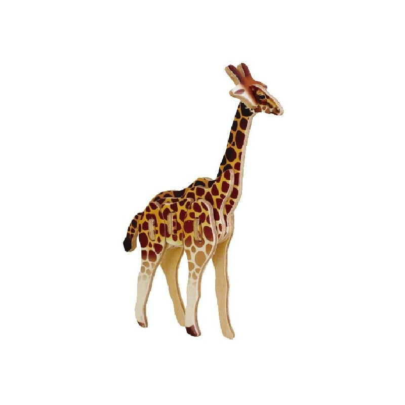 collection mini animaux, la Girafe