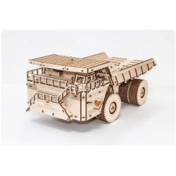 maquette de camion échelle 1/48 représentant le dumper belaz 75710.