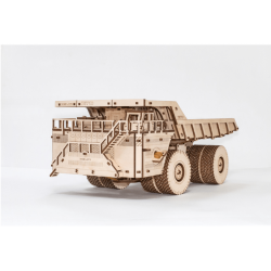 Belaz 75710, Eco Wood Art,...