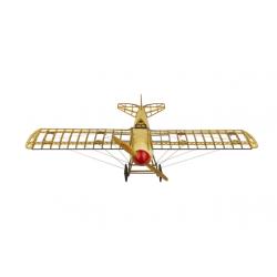 DW HOBBY, Dancing Wings Hobby Maquette d'avion en bois du Déperdussin Monocoque. Maquettes en bois
