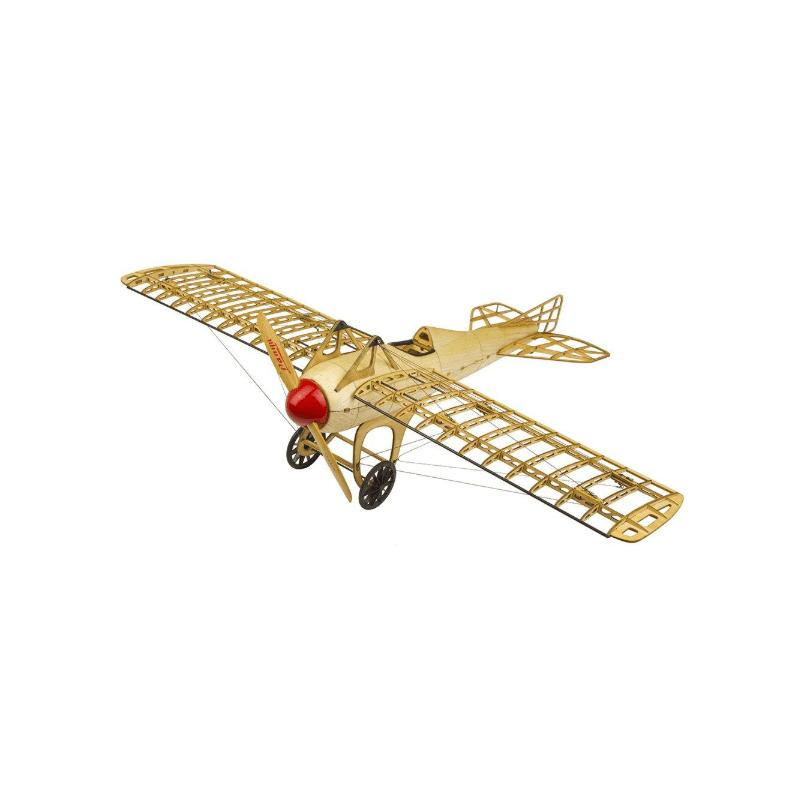 Déperdussin Monocoque, maquette d'avion en bois,