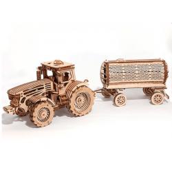 Pack maquette tracteur et...