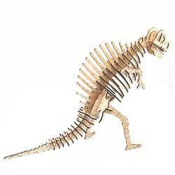 Puzzle 3d dinosaure, Spinosaurus. Puzzles 3d en bois