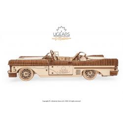 Cabriolet Ugears, série V...