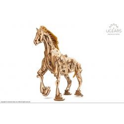 ugears models 4820184120884 tridipuz.fr cheval bionique