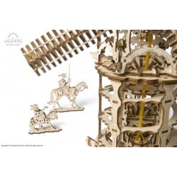 EAN 4820184120846, maquette en bois de  moulin Ugears, tridipuz.fr