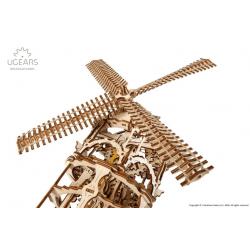 UGEARS Puzzle 3d en bois - Moulin à Vent Ugears Accueil