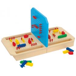 jeu de logique, jeu de réflexion, jeu de bataille navale.