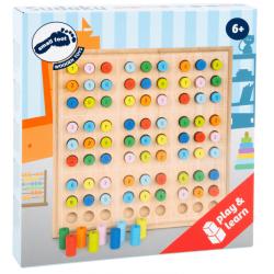 Sudoku en bois, jeu de...