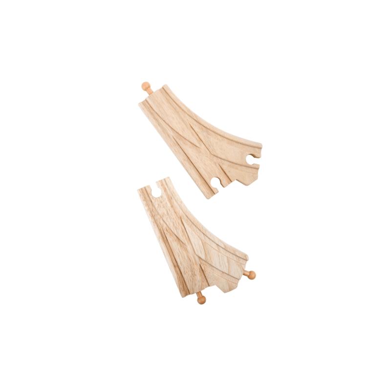 Small Foot Aiguillages pour circuit de train en bois Accueil