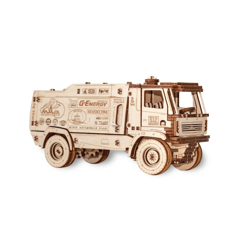 Maquette de camion 1/30, le Maz 5309 RR
