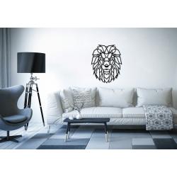 Puzzle 3d en bois, le Lion,...
