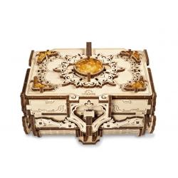 ugears, boîte à bijoux avec ambre, 4820184121034
