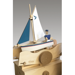 TimberKits Le petit marin , Timberkits Puzzles 3d en bois