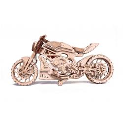 WOOD TRICK maquette moto street bike, wood trick Motos