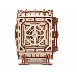 WOOD TRICK Coffre fort Wood Trick, en bois, à assembler Boîtes, Coffrets, tirelires