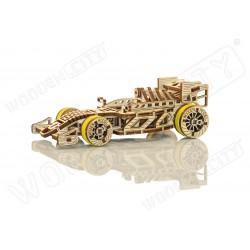 WOODEN.CITY Formule 1 , Wooden City, maquette en bois VOITURES