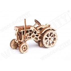 WOODEN.CITY Maquette de tracteur agricole, Wooden City Tracteurs agricoles