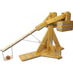 Esprit Maquette Maquette Médiévale en bois de Couillard Maquettes en bois