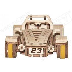 Maquette de voiture, Roadster, Wooden.city, en bois Accueil