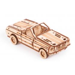 WOOD TRICK Maquette de cabriolet, en bois, woodtrick VOITURES