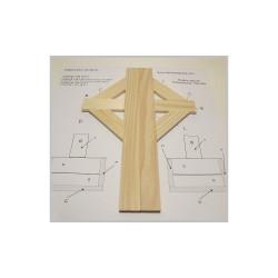 Esprit Maquette Maquette Féodale, Mangonneau Double Maquettes en bois