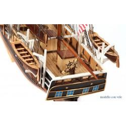 OCCRE Bateaux Essex, Modélisme Naval, fabricant OcCre Maquettes en bois