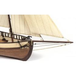 OCCRE Bateau Polaris, OcCre 12007, modélisme naval Maquettes en bois