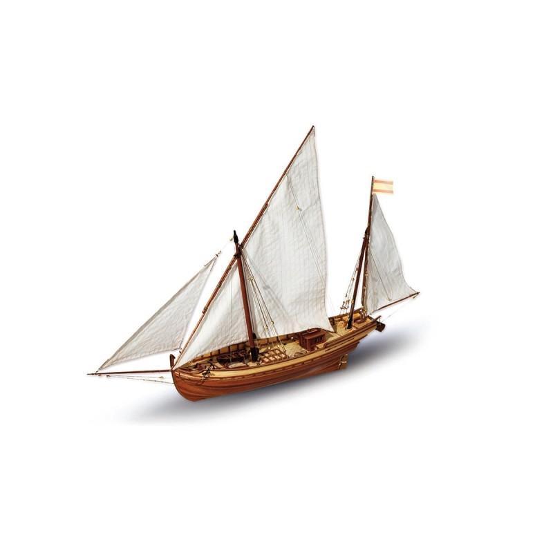 OCCRE San Juan, OcCre 12001, modélisme naval Maquettes en bois