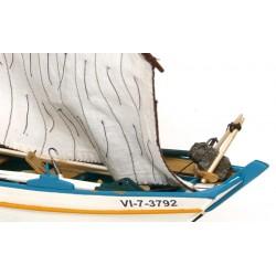 OCCRE Gamela Carmina, Occre, 52001, modélisme naval Maquettes en bois